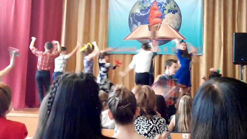 Классный танец 8а танец буги вуги из к ф Стиляги