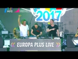 Swanky Tunes - Let Me Hold You (Turn Me On) (Europa Plus Live 2017)