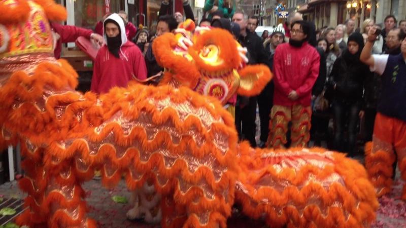 Китайский новый год в Амстердаме