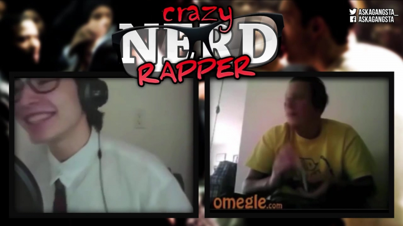 NERD IMPRESSES GIRLS ON OMEGLE WITH HIS TALENT.mp4