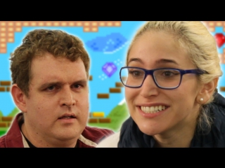 If Gamer Girls Acted Like Gamer Guys (Если бы геймерши вели себя как геймеры-мужчины) BuzzFeed [с русскими субтитрами]
