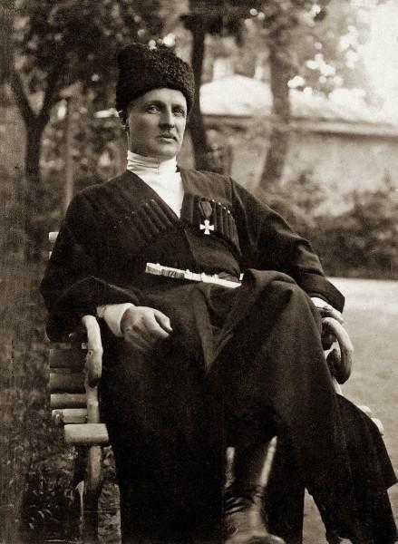 Жизнь главы «украинской державы» Павла Скоропадского и началась, и завершилась в Германии