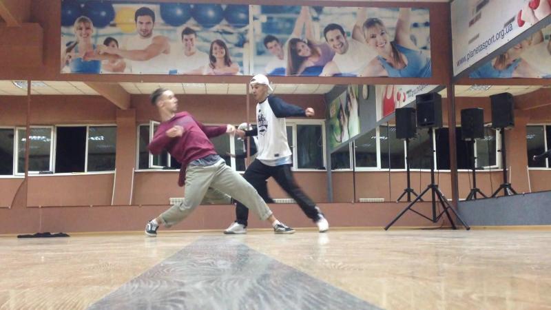 Hip hop freestyle session   Cheerful n Mitia   Alexandriya City