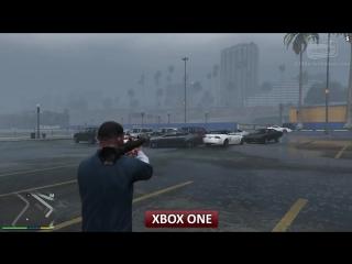 GTA 5 Graphics Comparison - PS4 - Xbox One - PS3 - Xbox 360