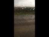 Дождь из града