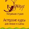 """Театральная студия """"Эволюция""""  Калининград"""