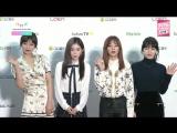 [Red Carpet] 161119 Red Velvet (레드벨벳) @ 2016 멜론 뮤직 어워드 MelOn Music Awards