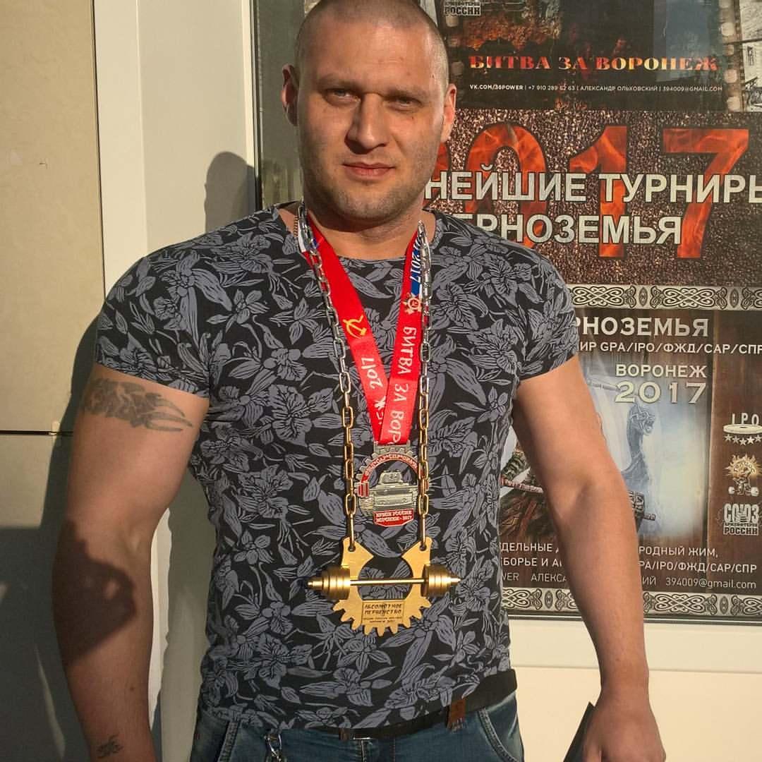 Роман Еловиков, Калуга - фото №12