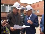 Строительные работы в «Балтике» идут согласно планам.