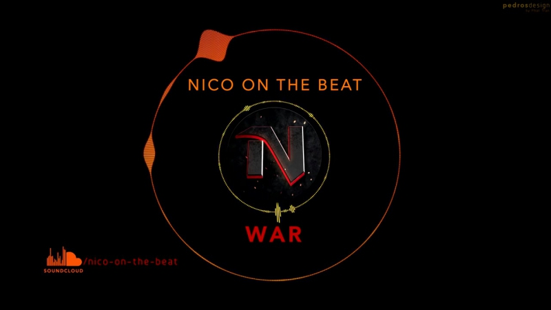 Trap Beat 2017 _ Hip Hop Rap Instrumental - War (Prod. by Nico on the Beat)