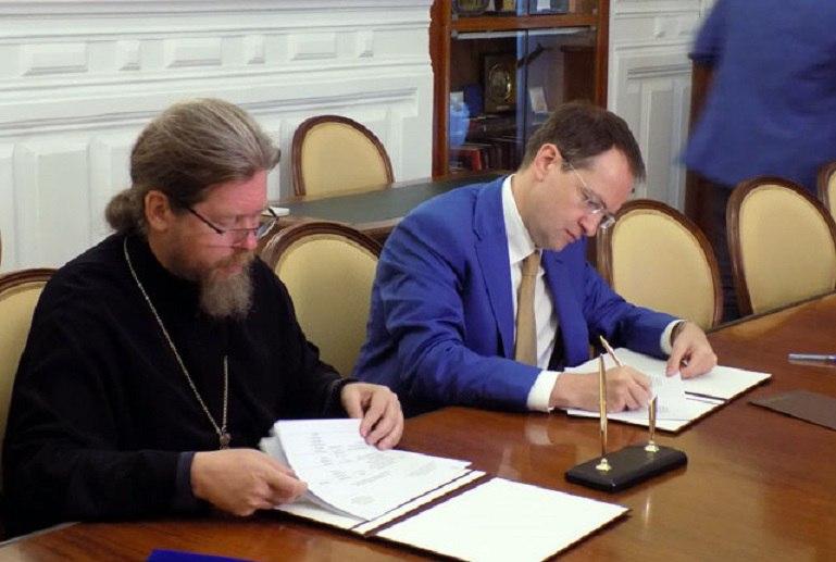 РПЦ и Мединский будут указывать режиссерам как надо трактовать классику