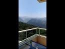 у Альфии на балконе