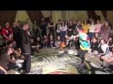 62)Тюбетейка 7 Хип-хоп Про - Кузнецов и Маугли 29.01.2017 (Набережные Челны)
