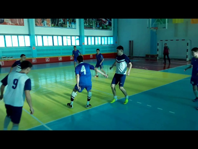 Кубок Unity. Группа А. 4-й тур. АЛАН -0:5- ТРИУМФ 28 января