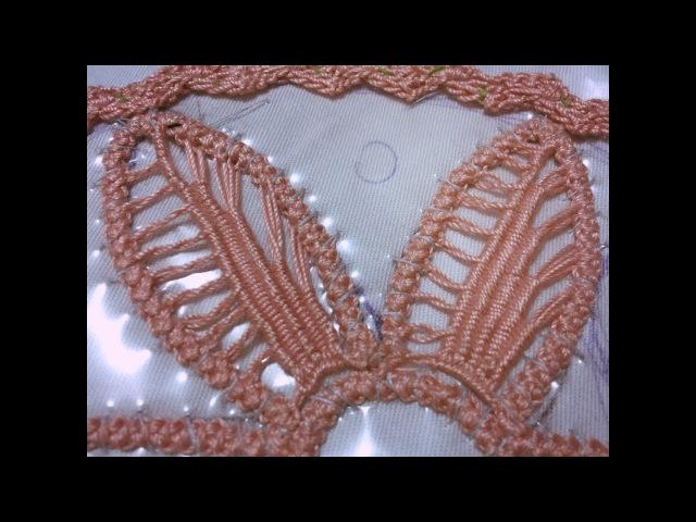 Laseta Punto riempimento petali(9) Point lace