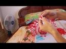 3d Origami Peacock tail - Làm công 19 đuôi chi tiết by Duong Phuong
