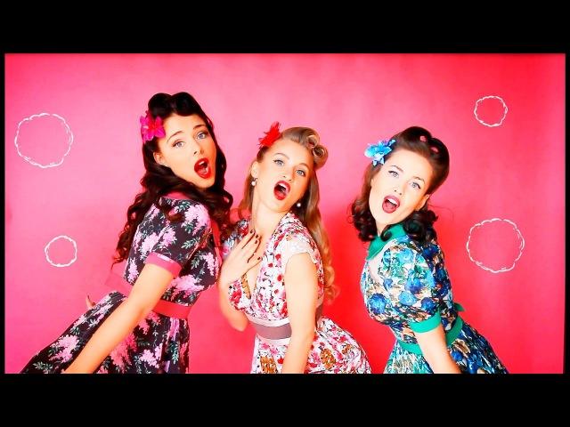 EasyTone - pin up vocal trio
