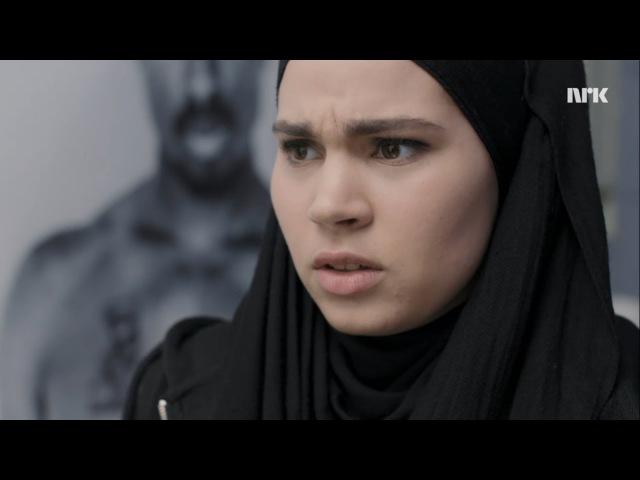 SKAM S04E08 Part 3 RUS SUB | СКАМ/СТЫД 4 сезон 8 серия 3 отрывок (Русские субтитры)