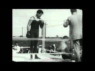 Jack Dempsey & Joe Louis Newsreel and Training Footage - YouTube