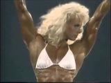 Anja Schreiner - 1991 Ms. Olympia