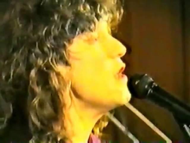 Владимир Кузьмин и группа Динамик концерт в городе Березники 1993 год