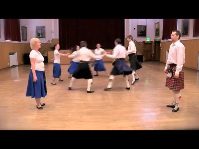Miss Hadden's Reel RSCDS Teaching Certificate Unit 2 Dances