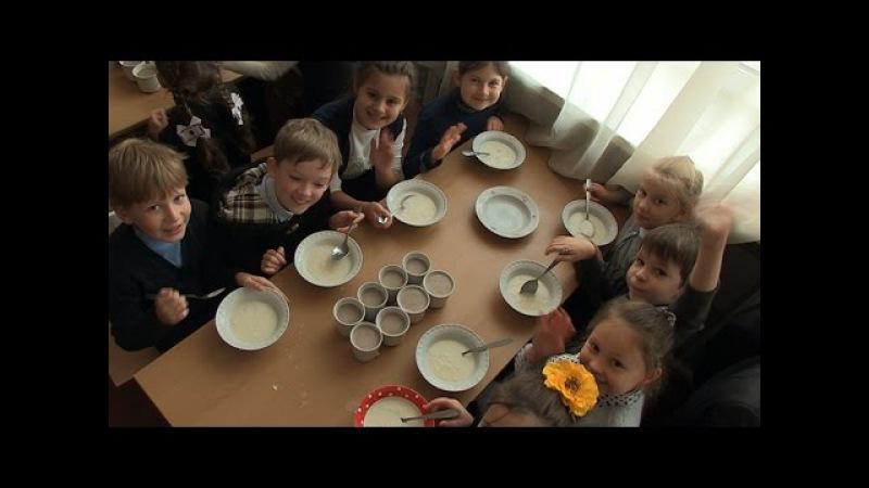 Чим годують учнів у шкільних їдальнях Житомира- Житомир.info