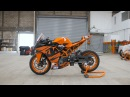 Drifting the KTM RC 390 cup bike | RokON VLOG 21