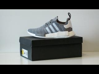 Обзор кроссовок Adidas NMD_R1