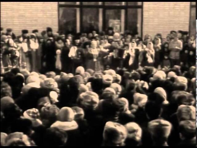 Почетный гражданин Воронежа, певица Мария Николаевна Мордасова (1915 - 1997)