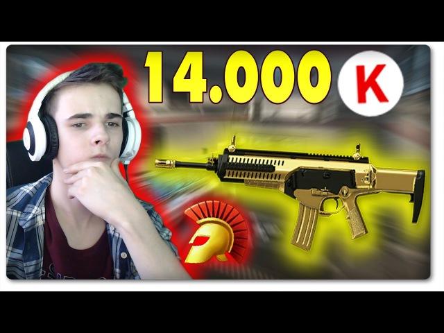 WARFACE: 14.000 КРЕДИТОВ НА ЭТО ГОВНО?! | BERETTA ARX160 НОВАЯ ЗАМЕНА M16A3?!