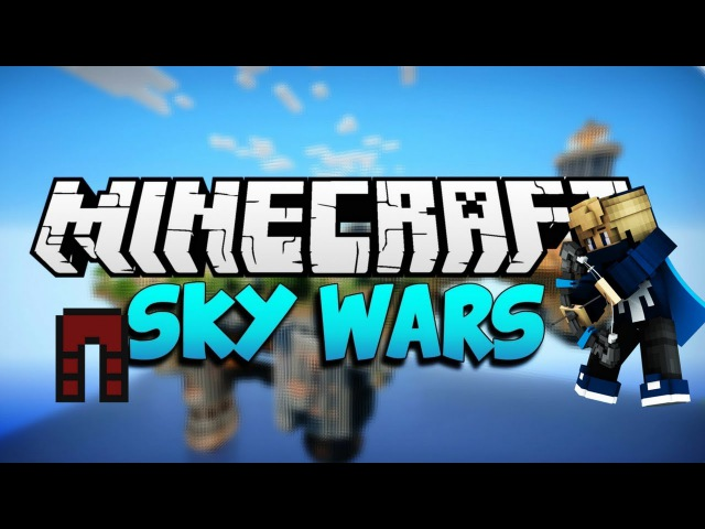 Не хватило штанов для победы! Sky Wars VimeWorld