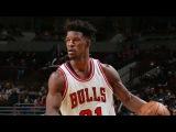 Обзор НБА Чикаго Буллз  Юта Джаз 19.03.17