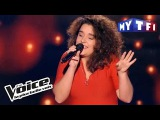 Agathe - Je dis Aime (M)  The Voice France 2017  Blind Audition