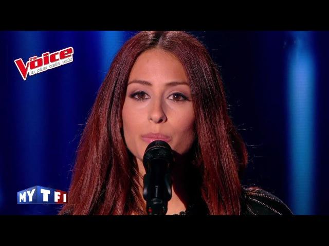 Michel Legrand – Les moulins de mon coeur | Hiba Tawaji | The Voice France 2015 | Blind Audition