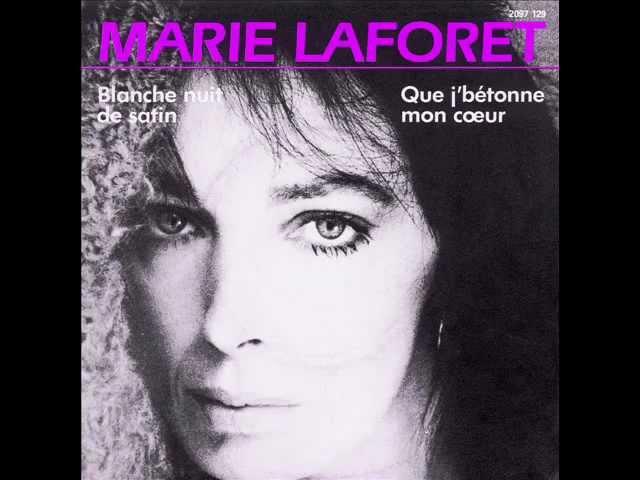 Marie Laforet - Blanche nuit de satin (1982)