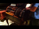Austin Wintory playing The Order: 1886 theme on the Wheelharp