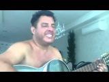Bruno e Marrone (voz e violão, em casa) -  No Mesmo Lugar