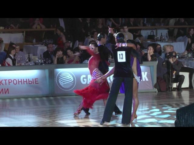 Anton Karpov - Ekaterina Lapaeva, Final Rumba