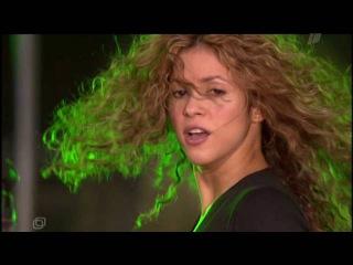 Shakira - La Tortura (Live in Moscow @ ''Krasnoe Leto'') (22.07.06)
