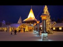 Best of Santa Claus Village Rovaniemi in Lapland videos Arctic Circle Lapland Children Christmas