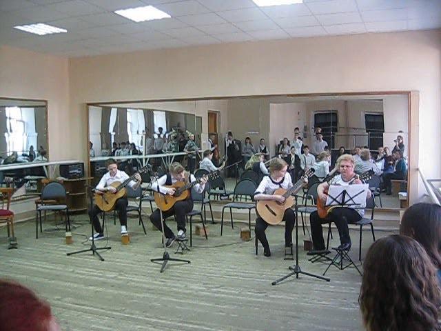 А Кофанов «Ковбой Джо» - Отчетный концерт 2016