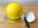Как сделать мастику для обтяжки торта