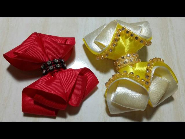74) Tutorial Bros Dasi Cantik || Beautiful Bow Brooch (VOD-07)