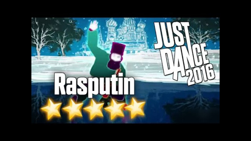 Just Dance 2016 - Rasputin - All perfects