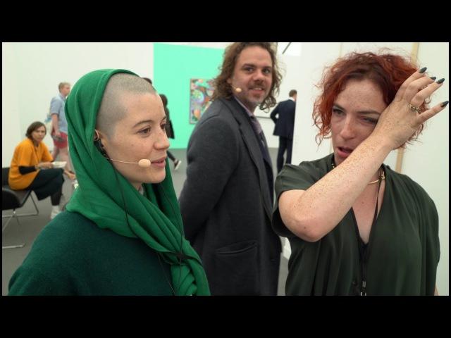 The Tears of Mara McCarthy, Frieze London Art Fair KIRAC 5
