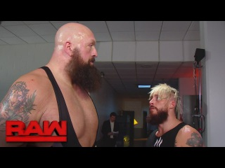 Big Show has one word to describe Big Cass: Raw, June 12, 2017