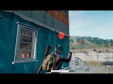 PLAYERUNKNOWN'S BATTLEGROUNDS - Убил гранатой
