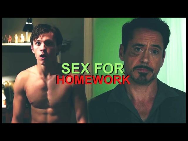 Tony Peter || Sex for homework