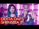 Dexta Daps, Shenseea freestyle - Westwood Crib Session